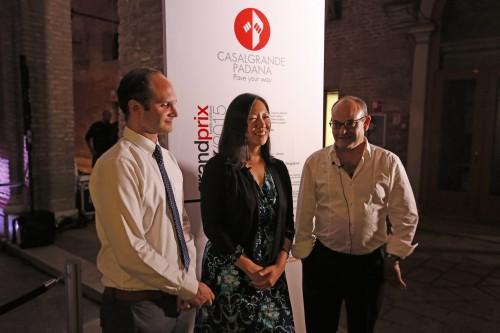 Paragon Architects Wins Casalgrande Grand Prix Award in Venice