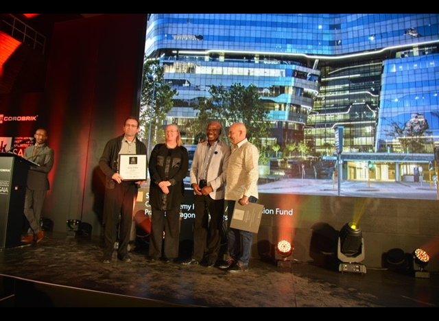 Paragon Group Sweeps Awards at SAIA 2018 Conference